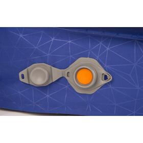 Sea to Summit Comfort Deluxe S.I. Tapis Regular, blue